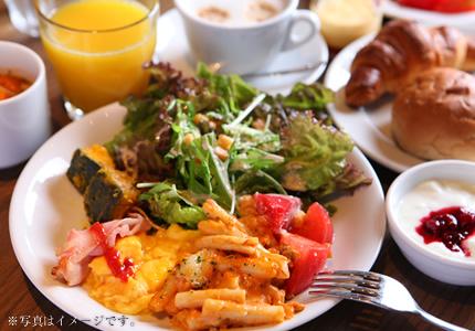 こだわりの朝食ではじまる優雅な一日。銀座 ザ キッチン サルヴァトーレ