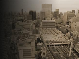 阪急梅田駅下車 徒歩約3分、JR大阪駅下車徒歩約10分の好アクセス