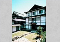 神戸市立太閤の湯殿館