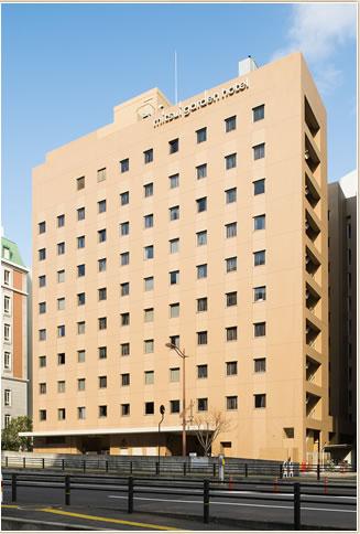 三井ガーデンホテル岡山外観