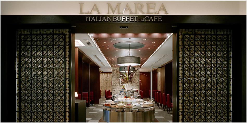 1F イタリアンブッフェ アンド カフェ ラ・マレーア