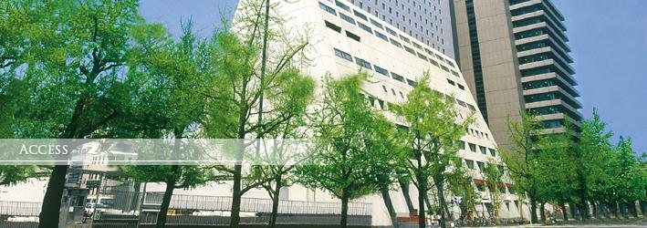 アクセスページ|ホテル日航大阪