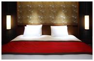 シモンズ社のベッド
