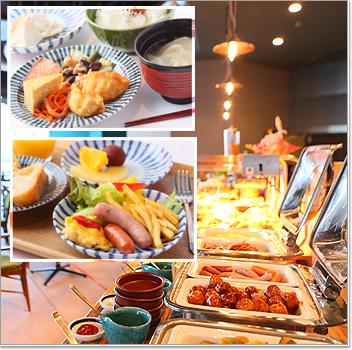 ニッポン バールHACHITORA(ハチトラ)の朝食