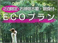 お掃除不要/eco/エコプラン2泊限定シングル☆朝食付き