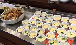 選べる!朝食orランチ バイキング!