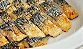 日替わり焼き魚