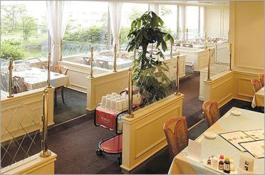 5F 中華料理 チャイナテーブル