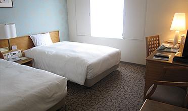 機能性と居住性を兼ね備えた豊富な客室で快適な滞在をお約束いたします。