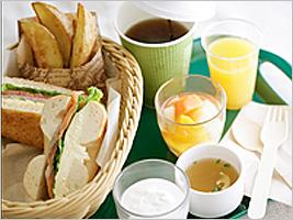 お届け朝食