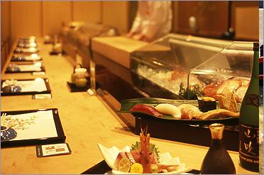 寿司割烹 山吹