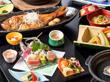 【お料理グレードUP】あわび・金目鯛・牛ヒレ肉付き海の幸料理♪