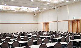 2F 会議室・宴会場「ワシントンホール」
