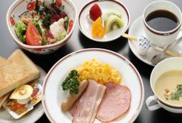銀座の朝食「洋食」
