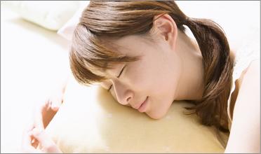 全室低反発枕とデュベスタイルを採用
