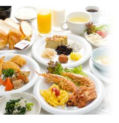 ダイワロイネットホテル秋田の朝食