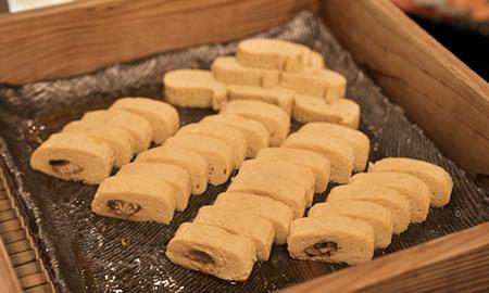 鰻巻き(うまき)卵