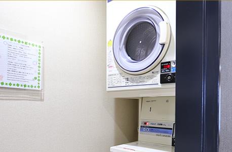 12F コインランドリー(洗濯機、乾燥機)