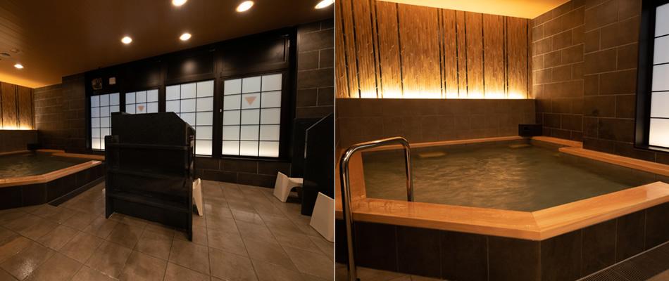 3F女性用大浴場/男性用大浴場