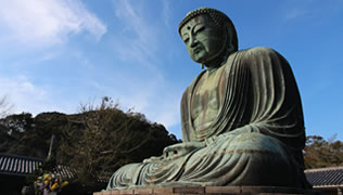 鎌倉の歴史を見守る大仏