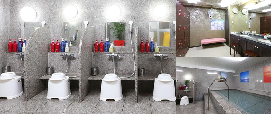 7F 女性浴場