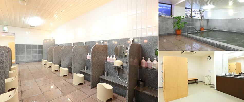 4F 男性浴場