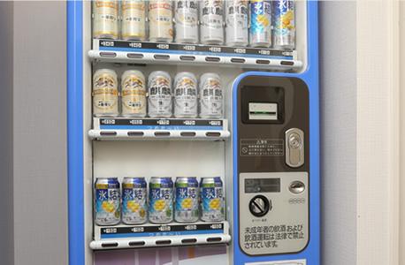 1・2F 自動販売機