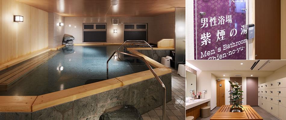 2F 男性浴場