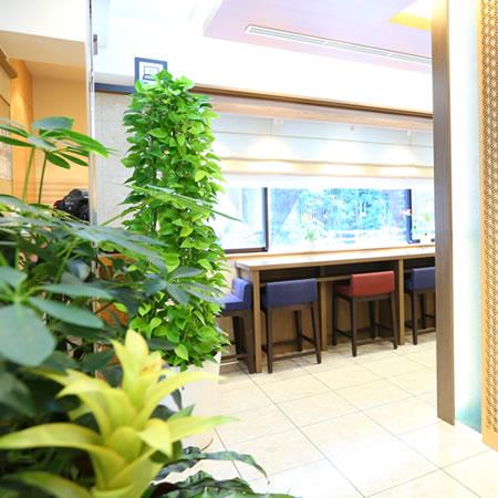 観光地、ビジネス街へ好アクセス。 東京での快適なご滞在を。