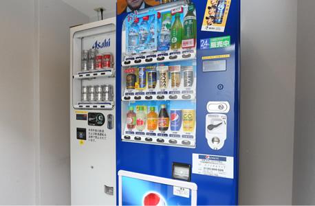 3・5・9・10F 自動販売機