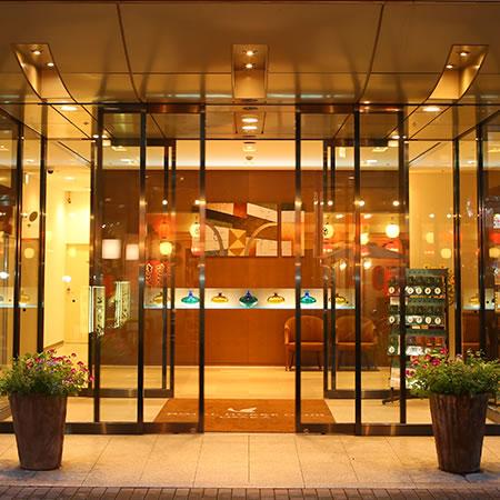 大阪観光スポット至近ビジネスにも最適の立地。