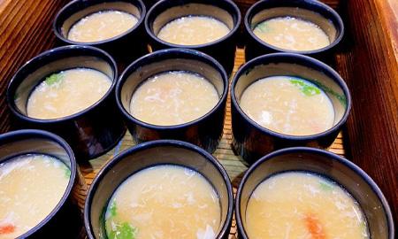 北海道茶碗蒸し