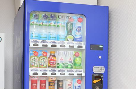 各階 自動販売機