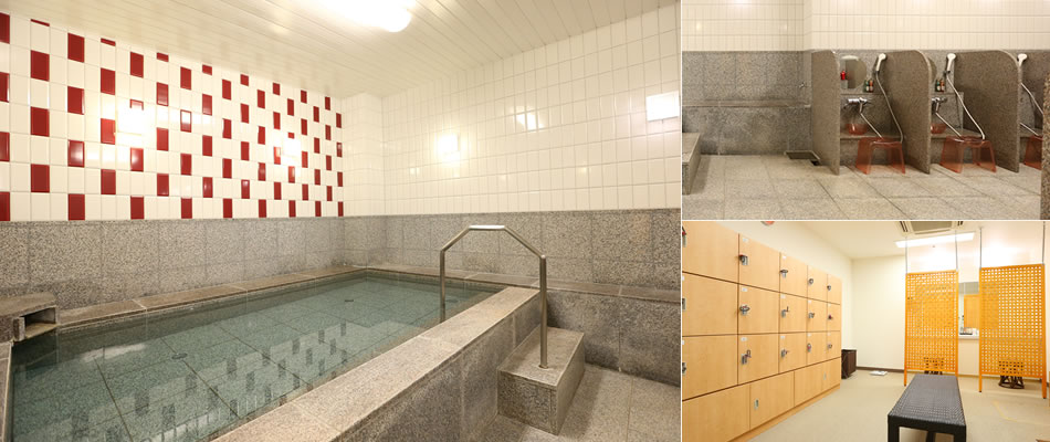 B2F 女性浴場