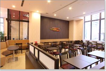 レストラン「ロイネットカフェ」