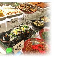 ダイワロイネットホテル仙台の朝食