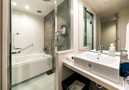 セミセパレートバス・トイレのイメージ