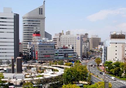 Location&Design アクセス抜群の駅前ホテル