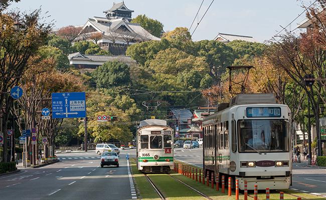 ダイワロイネットホテル熊本へのアクセス