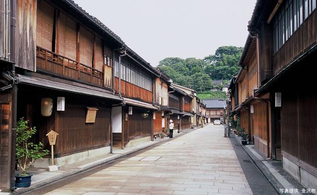 ダイワロイネットホテル金沢へのアクセス