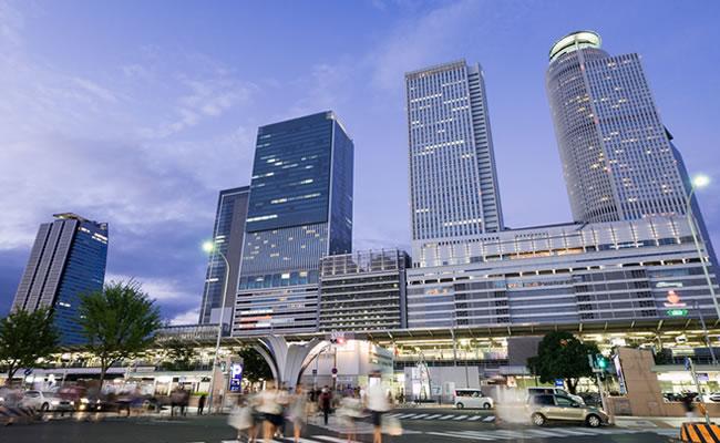 ダイワロイネットホテル名古屋新幹線口へのアクセス