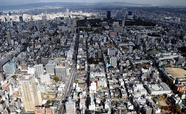 ダイワロイネットホテル大阪上本町へのアクセス