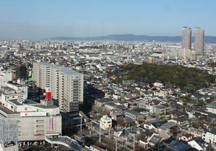 南海高野線「堺東駅」西口を出て南へ、徒歩約5分。