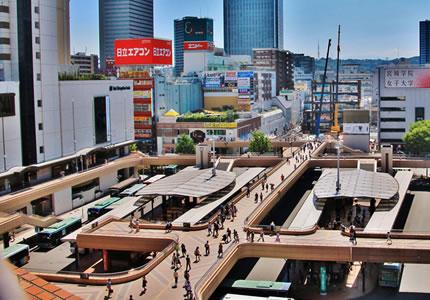 JR「仙台駅」東口より徒歩約2分の好アクセス!