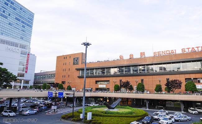 ダイワロイネットホテル仙台一番町へのアクセス