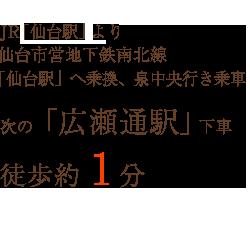 JR東京駅八重洲南口徒歩約6分、東京メトロ銀座線京橋駅6番出口徒歩約1分