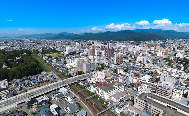 ダイワロイネットホテル山形駅前へのアクセス