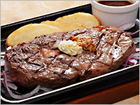 ホテル自慢のステーキディナープラン☆【1泊2食付】