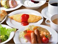 【選べる朝食♪】お客様から高評価♪