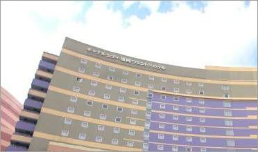 九州一の商業複合施設「キャナルシティ博多」内の九州グルメにエンターテイメントに自由自在。